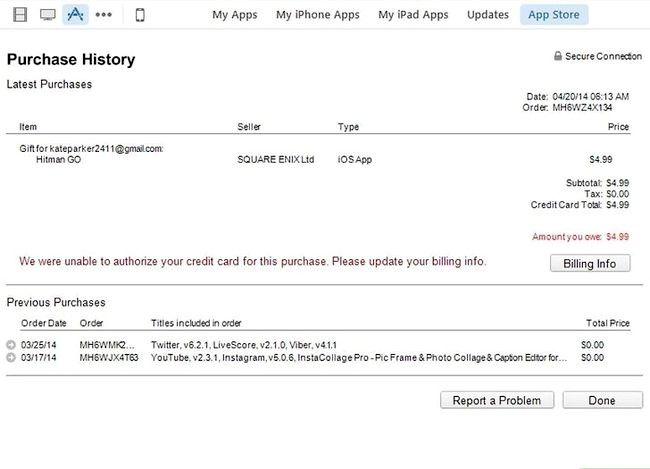 Beeld getiteld Skep `n iTunes-rekening sonder `n kredietkaart Stap 20
