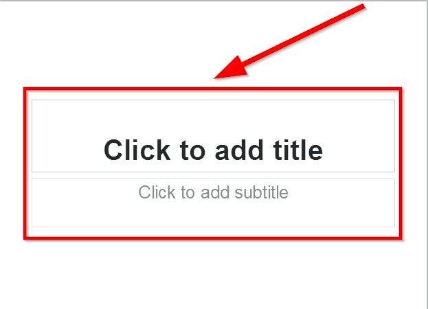 Prent getiteld Skep `n voorlegging deur Google Drive Stap 6 te gebruik