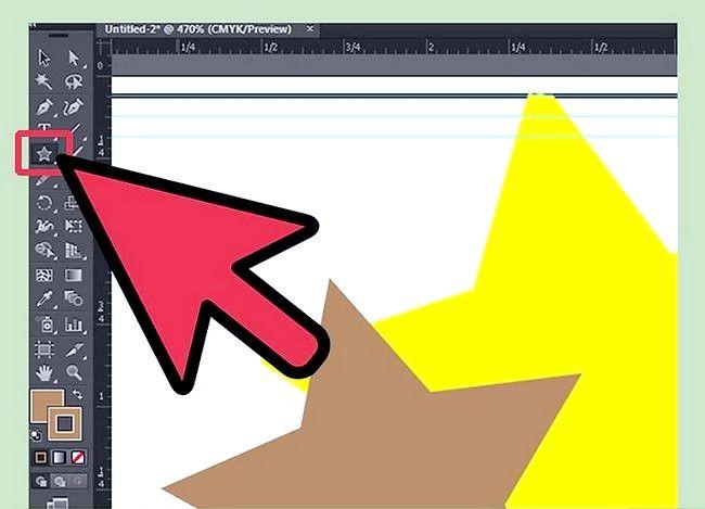 Prent getiteld Maak `n Besigheidskaart op Adobe Illustrator Stap 5
