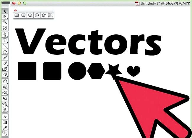 Prent getiteld Skep vektore in Adobe Illustrator Stap 11