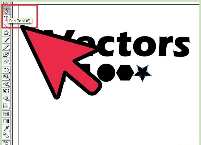 Prent getiteld Skep vektore in Adobe Illustrator Stap 10