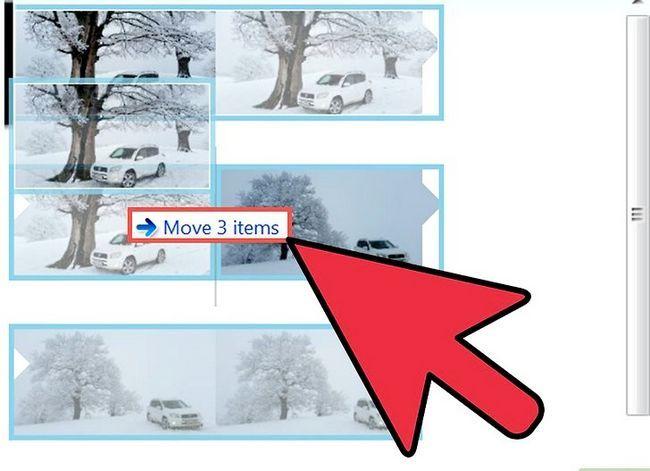 Prent getiteld `n video maak in Windows Movie Maker Stap 5