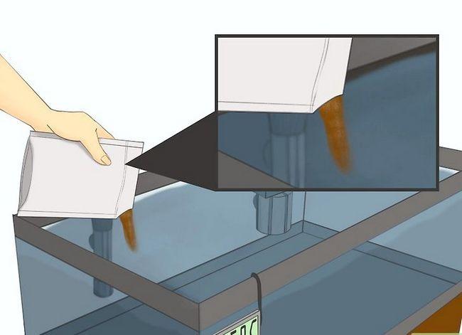 Prent getiteld Raise Brine Shrimp Step 12