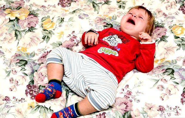 Prent getiteld Babysit moeilik om te hanteer kinders Stap 2