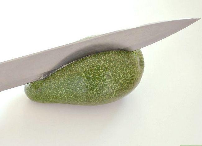 Prent getiteld Kweek `n Avokado As `n Klantlap Stap 2