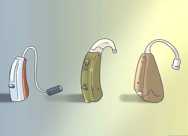 Beeld getiteld Koop gehoorapparate Stap 2