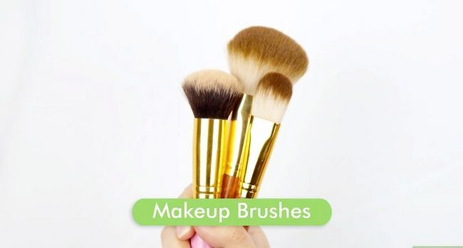 Prent getiteld Gee jou gesig tot Romige Glow (Make-up) Stap 8
