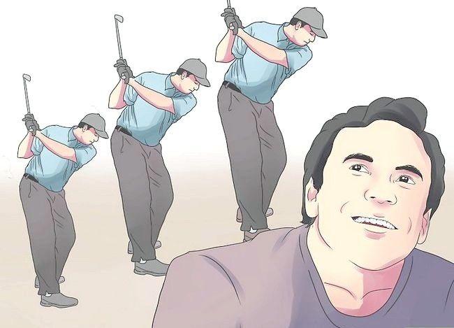 Beeld getiteld Besluit watter golfklubs reg is vir jou Stap 2