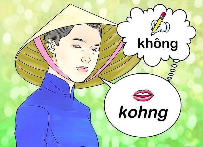 Prent getiteld Sê Nee in verskillende tale Stap 14
