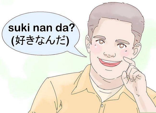Beeld getiteld sê ek is lief vir jou in Japannese stap 10