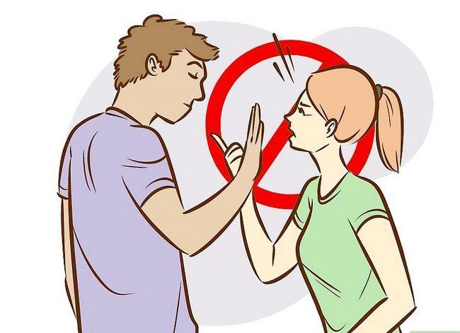 Beeld getiteld Vertel jou kêrel iets wat hy doen`t Want to Hear Step 10
