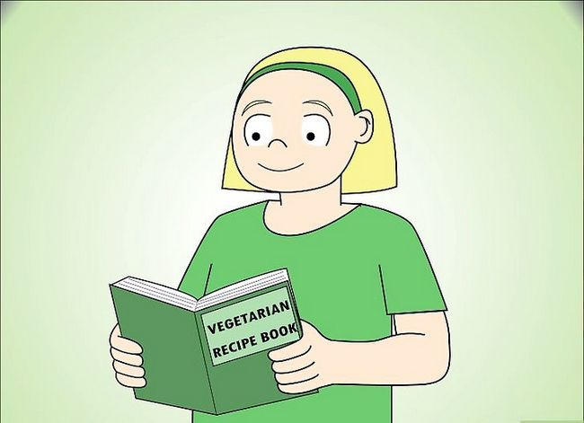 Beeld getiteld Vertel jou ouers U wil `n Veganistiese of Vegetariese Stap 8 wees