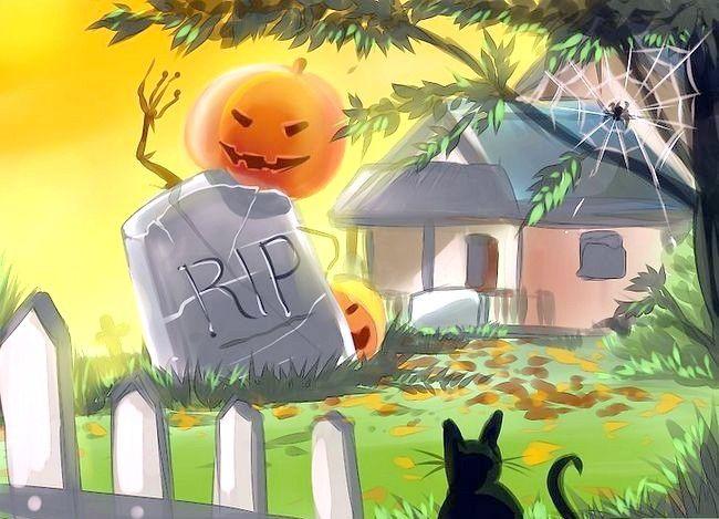 Hoe om te versier vir Halloween