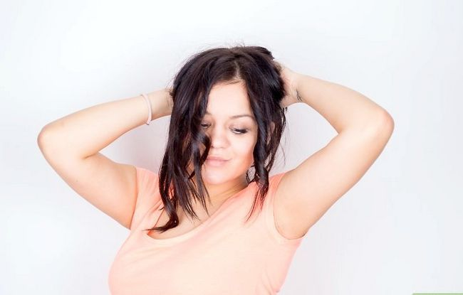 Prent getiteld Feather Your Hair Stap 13