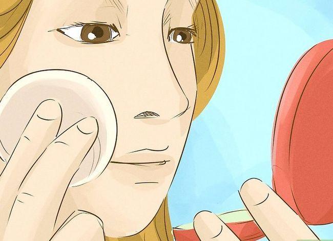 Prent getiteld Het goeie higiëne (meisies) Stap 21