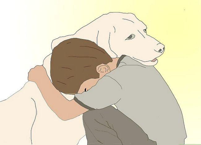 Prent getiteld Wys jou liefde vir diere Stap 8