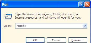 Prentjie met die titel Disable Right Click in Windows XP Stap 2