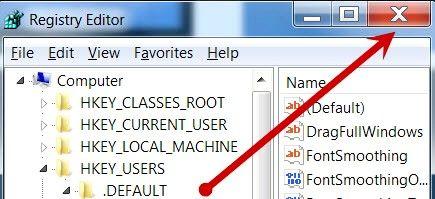 Prent getiteld Inskakel Windows-aanmelding Screensaver Stap 6
