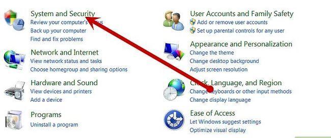 Prent getiteld Skakel Microsoft Updates uit stap 3