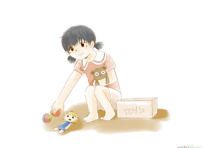 Prent getiteld Bou jou jong kind`s Social Skills Step 1.jpg