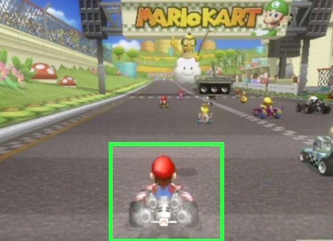 Beeld getiteld Unlock Rosalina in Mario Kart Wii Stap 2