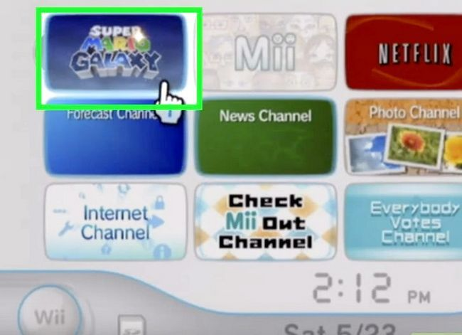 Beeld getiteld Unlock Rosalina in Mario Kart Wii Stap 3