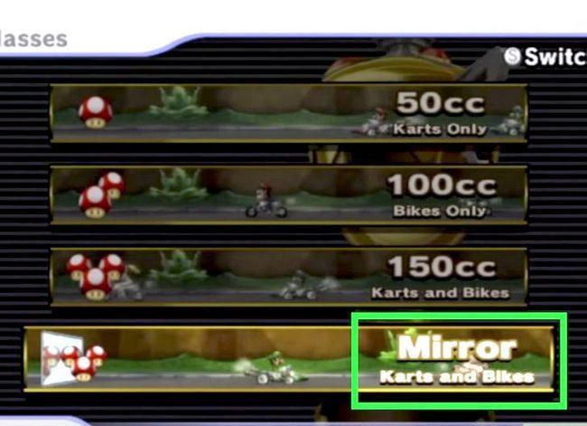 Beeld getiteld Unlock Rosalina in Mario Kart Wii Stap 5