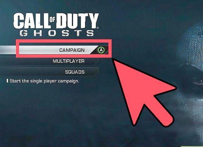Beeld getiteld Unlock Extinction Mode in Call of Duty Ghosts Stap 1