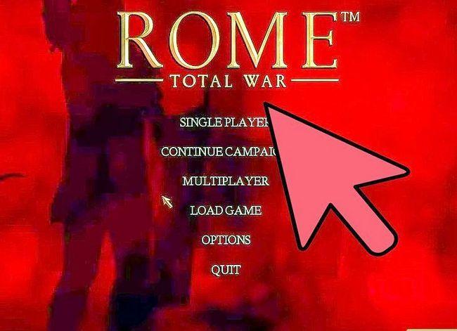 Beeld getiteld Unlock Factions in Rome Totale Oorlog Stap 9