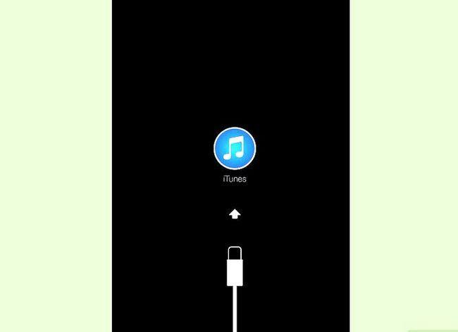 Prent getiteld Ontgrendel `n iPhone, iPad of iPod Touch Stap 1