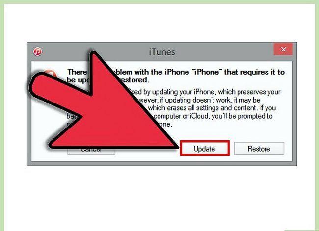Prent getiteld Ontgrendel `n iPhone, iPad of iPod Touch Stap 3