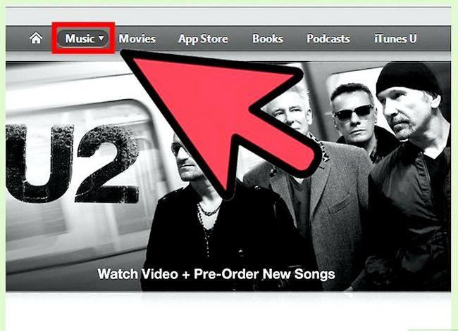 Prentjie-titel Aflaai iTunes-aankope na `n iPhone Stap 14