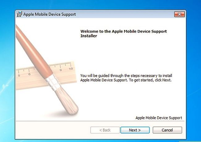 Prent getiteld Laai die Ipod-stuurprogramma vir Windows XP, 7 en Vista Stap 4 af