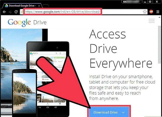 Prent getiteld Laai Google Docs Stap 13 af