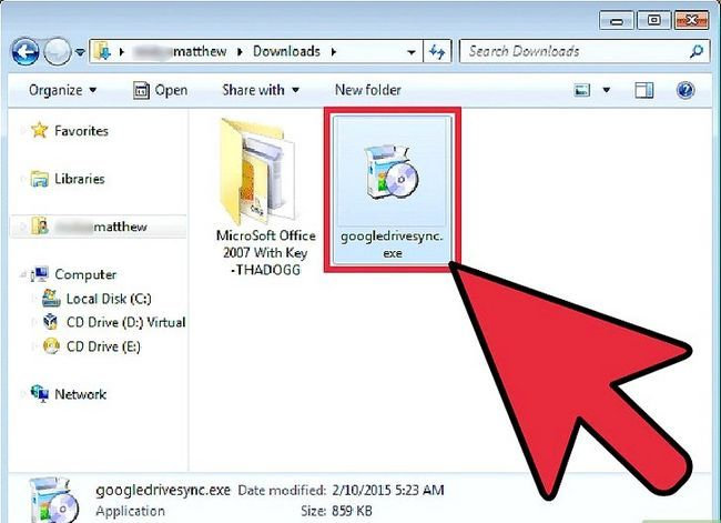 Prent getiteld Laai Google Docs Stap 14 af