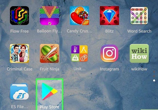Prent getiteld Laai die Google Play App Store Stap 12 af