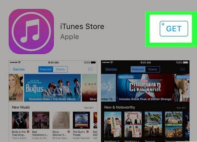 Prent getiteld Download iTunes Stap 11