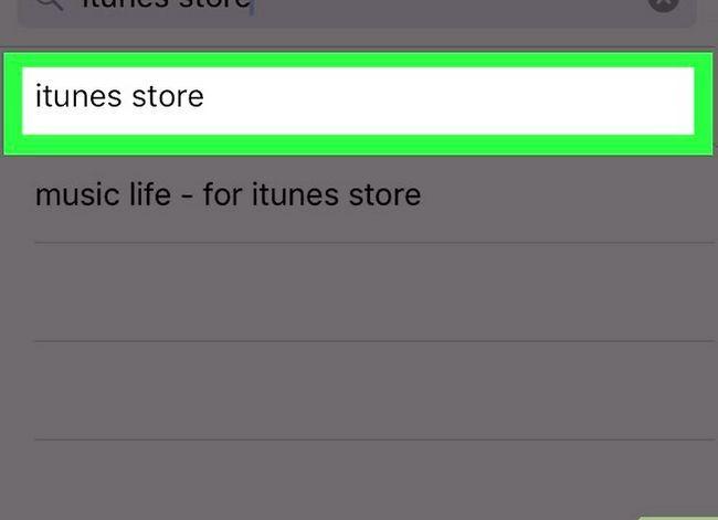 Prent getiteld Download iTunes Stap 10