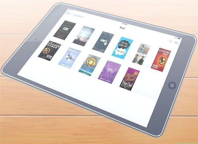 Prent getiteld Download ebooks Stap 11