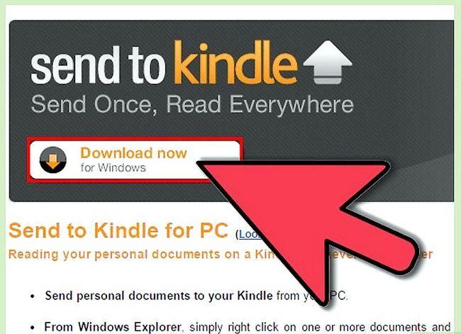 Prent getiteld Download Kindle Books op `n iPad Stap 15
