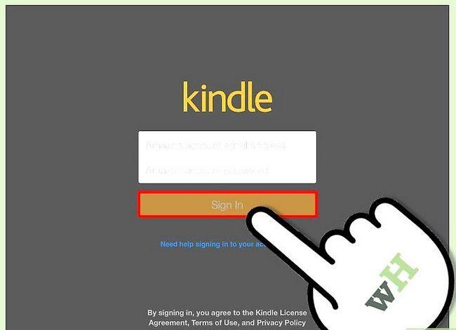 Prent getiteld Download Kindle Books op `n iPad Stap 5