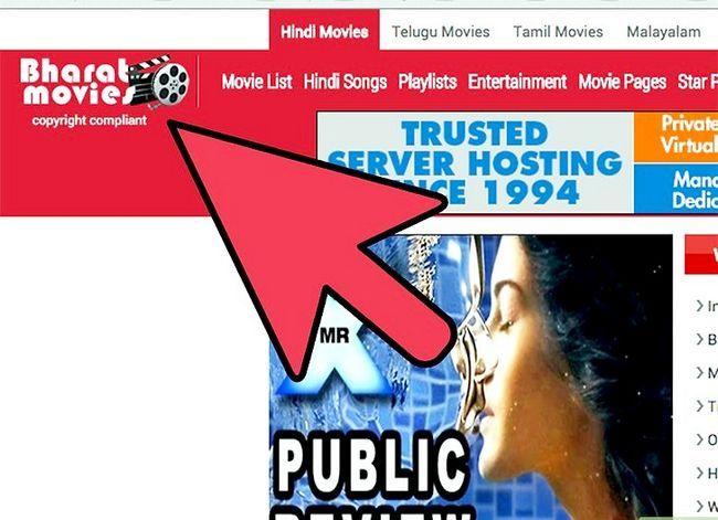Prent getiteld Aflaai Hindi Movies Stap 1