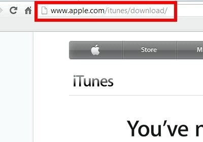 Prent getiteld Laai en laai liedjies vanaf iTunes Stap 1
