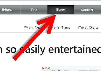 Prent getiteld Laai en laai liedjies vanaf iTunes Stap 2