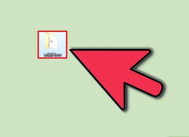 Prent getiteld Unzip a File Step 4