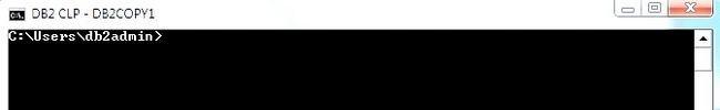 Prent getiteld Beskryf tabel in Db2 Stap 3