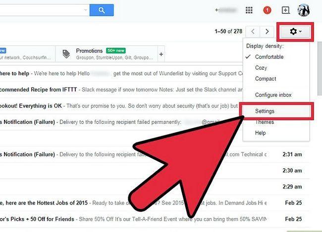 Prent getiteld Geskakel Gmail-kennisgewings uit Stap 1