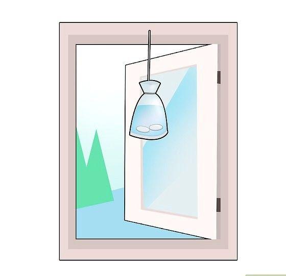 Beeld getiteld 05 hang dit in die venster Stap 05