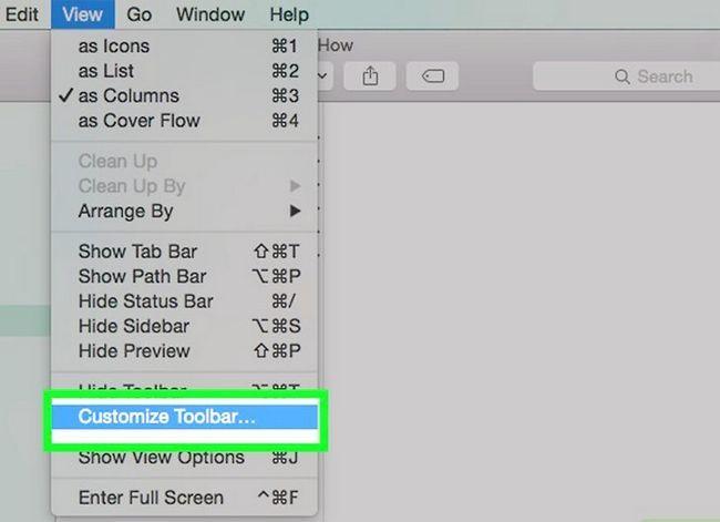 Prent titel Verwyder Dropbox van `n Mac Stap 12