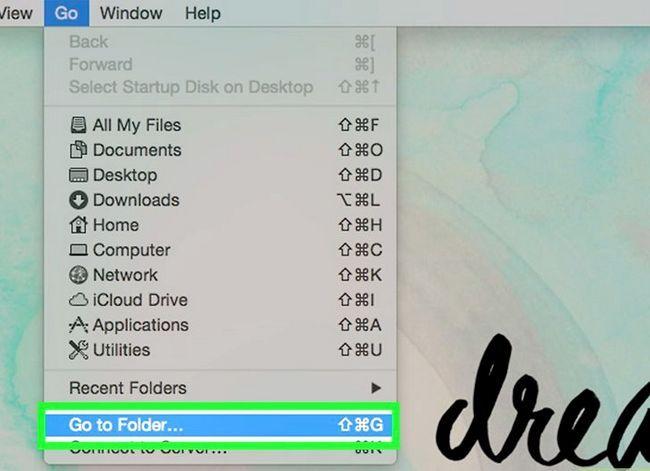 Prent getiteld Dropbox verwyder vanaf `n Mac Stap 6